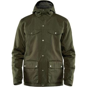 Fjällräven Greenland Winter Jacket Herren deep forest